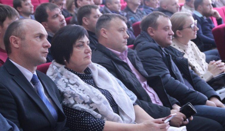 «День сельскохозяйственного кооператива» на Дону