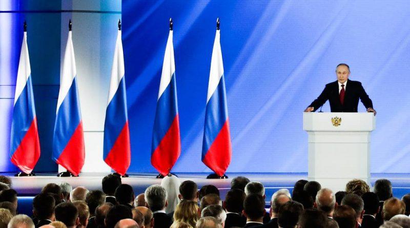 Послание Президента Федеральному  Собранию-2020: важные для страны  решения, принятые главой государства