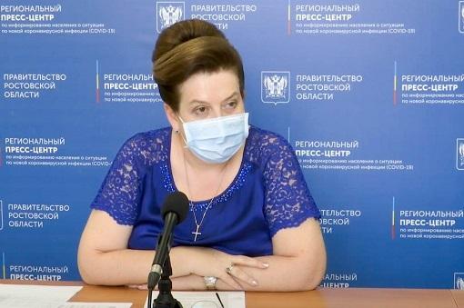 Т. Быковская о тяжелых последствиях беспечности дончан