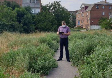 Штрафы за непокос травы