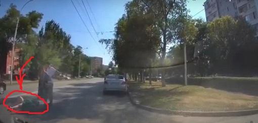 В Волгодонске троллейбус сбил пешехода