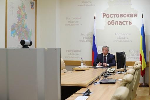 Василий Голубев: «После вступления в должность на работу пришёл, как в первый раз»